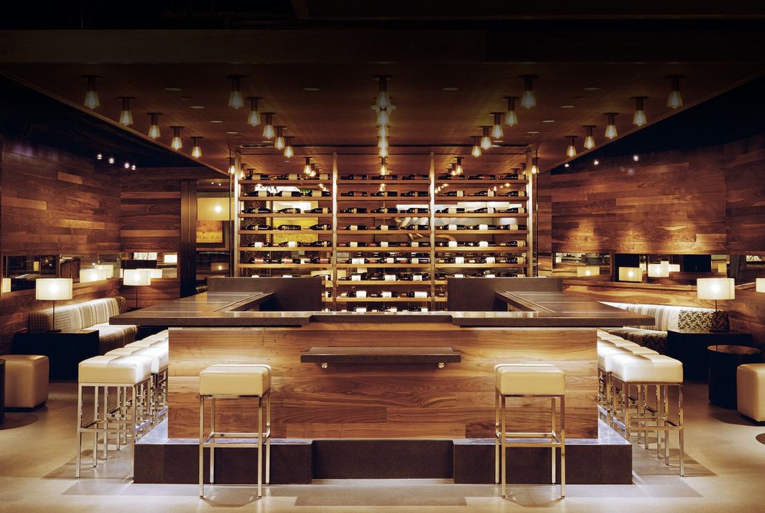 Press Club SF San Francisco Wine Bar and Lounge